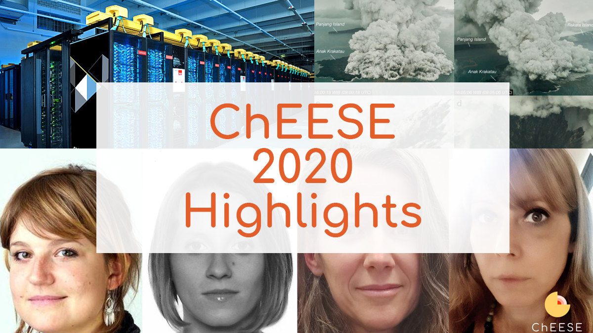 ChEESE 2020 highlights